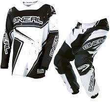 youth motocross jerseys oneal element 2017 racewear youth motocross jersey u0026 pants black