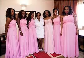 magazine wedding programs yetunde tayo s beautiful lagos nigeria wedding pleasures magazine