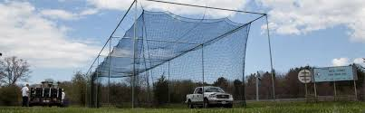 durable netting for batting cages on deck sports
