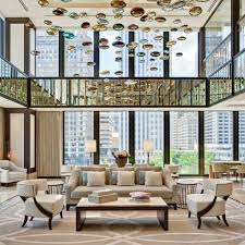 Map Of Hotels In Chicago by Best Luxury Hotels In Chicago Travel Leisure