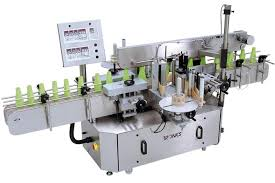 labeling machines label application equipment systems in line