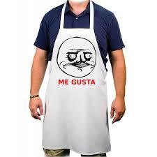 Meme Me Gusta - apron meme me gusta pickapop