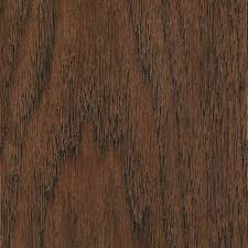 hardwood flooring click lock take home sample wire brushed benson hickory click lock hardwood