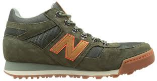Jual New Balance Boot new balance h 710 cgo mens suede hiking sneakers boots green