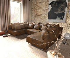 design wohnlandschaften ecksofa clovis 213x185 cm schwarz ottomane links clovis die