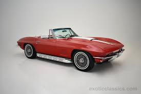 ferrari classic convertible 1967 chevrolet corvette convertible exotic and classic car