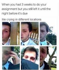 Finals Memes College - 12 too real tumblr posts about school you ll relate to during finals