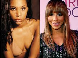 tamar braxton nose job before after tamar braxton before and after plastic surgery 05 celebrity