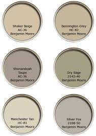 Neutral Color Benjamin Moore Neutral Color Palette Bennington Grey Paint
