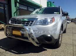 subaru forester grill guard subaru forester brush guard front pictures to pin on pinterest