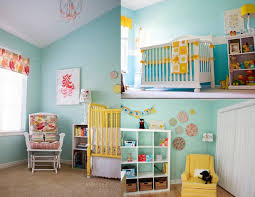 Nursery Decorating by Good Baby Room Yellow Walls Yellow Girls Room Green Baby Girl