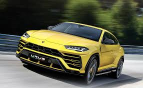 lamborghini dealership lamborghini bets on power with urus suv