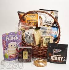 colorado gift baskets denver colorado flowers chocolate local food produce