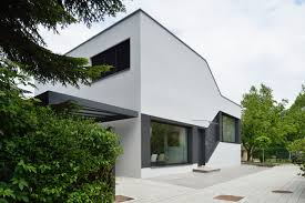 split level house a split level house with a landscaped continuous living space