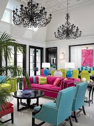 Best Living Room  Nappali Images On Pinterest Home Live - Bright colors living room