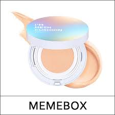 Meme Cosmetics - qoo10 memebox im meme mesh cushion 17g cosmetics