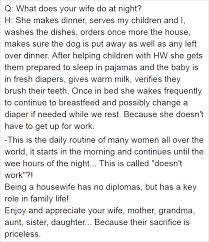 Sample Resume For Stay At Home Mom Returning To Work by This Tribute To Stay At Home Parents Is Absolutely Amazing