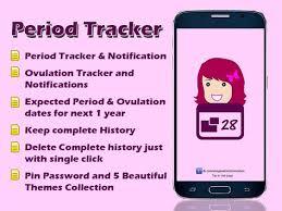 period tracker deluxe apk period tracker calendar apk free health