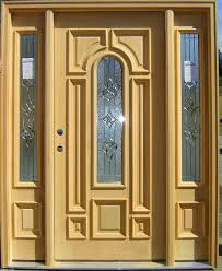 exterior front doors with sidelights design idea and decor entry