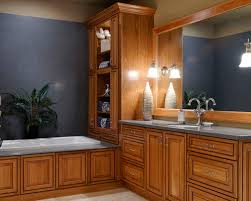 bathroom cabinetry ideas oak cabinets bathroom ideas houzz