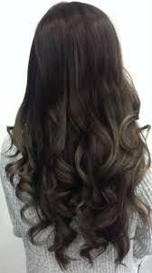 ombrè u0026 ghd curls colours haircuts styles pinterest