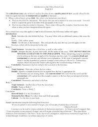sample of an analysis essay visual analysis essay sample cover letter example of a analysis how to critique an essay example best ideas of criticism essay examples