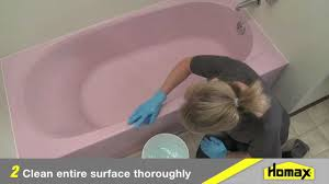 tough as tile sink and tile finish homax tough as tile how to youtube