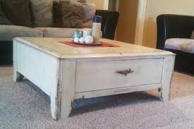 coffee tables mesmerizing how to distress diy shabby chic coffee