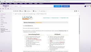 email mandiri cara belanja di lazada menggunakan virtual account mandiri blog