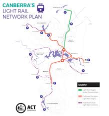 Valley Metro Light Rail Map by Act Light Rail Routes For Light Rail