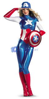 street fighter halloween costumes captain america halloween costume spandex cosercosplay com