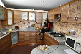 Small Modular Kitchen Designs Attractive And Affordable Modular Kitchens In Trivandrum Kerala