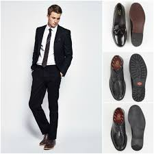 light brown shoes with black pants top fashions