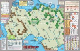 Weather Fronts Map Gmt Games No Retreat The Russian Front Deluxe Ed Reprint