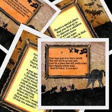 Printable Halloween Game by Halloween Game Printable Halloween Scavenger Hunt 11