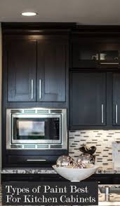 types of paint best for painting kitchen cabinets kitchens and