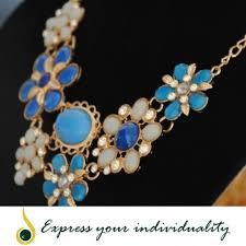 big flower necklace images Big flower necklace jpg