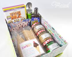 christmas gift box ideas gift box the organised