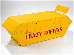 cardboard coffin coffins funeral choices