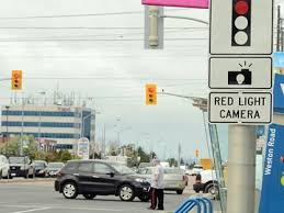 red light camera violation red light cameras back up for review in barrie xpolice