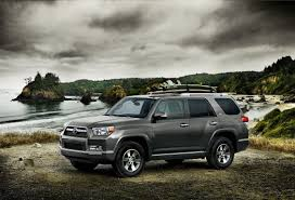 2013 4runner Limited Interior 2013 Toyota 4runner Sets The Pace For True Suv Capability Toyota