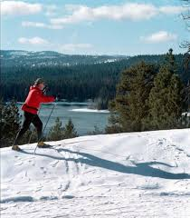downhill not your thing here u0027s where to nordic ski or snowshoe