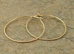 14kt gold earrings best 14k hoop earrings photos 2017 blue maize