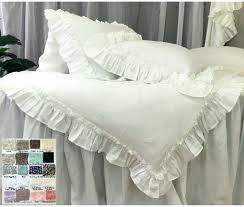 White Stripe Duvet Cover Duvet Covers Hampstead White Satin Stripe Duvet Cover And