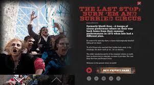 Six Flags Fear Fest Portland Website Designer Six Flags Frightfest Website Redesign