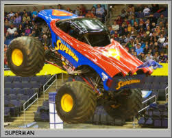 monster truck show baltimore superman monster truck man of steel mos pinterest monster