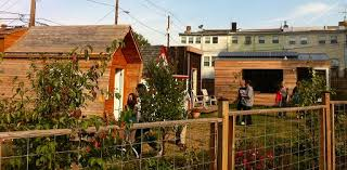 Four Lights Tiny House The Backyard Cottage Company Tiny House News U0026 Events