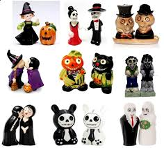 Salt Shaker Halloween Costume Smile Cartoons Humor Fiction Nonfiction 54
