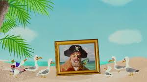 image painty the pirate with the seagull crew png encyclopedia