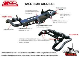 gumtree perth lexus lx470 mitsubishi mq triton 2015 on mcc rear jack bar rated tow bar